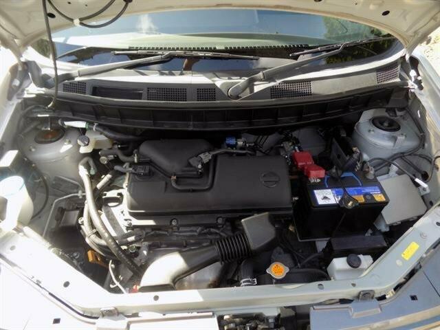 2007 Nissan Cube BZ11 Wagon