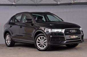 Audi Q3 110kW 2.0L TDI Quattro S-tronic