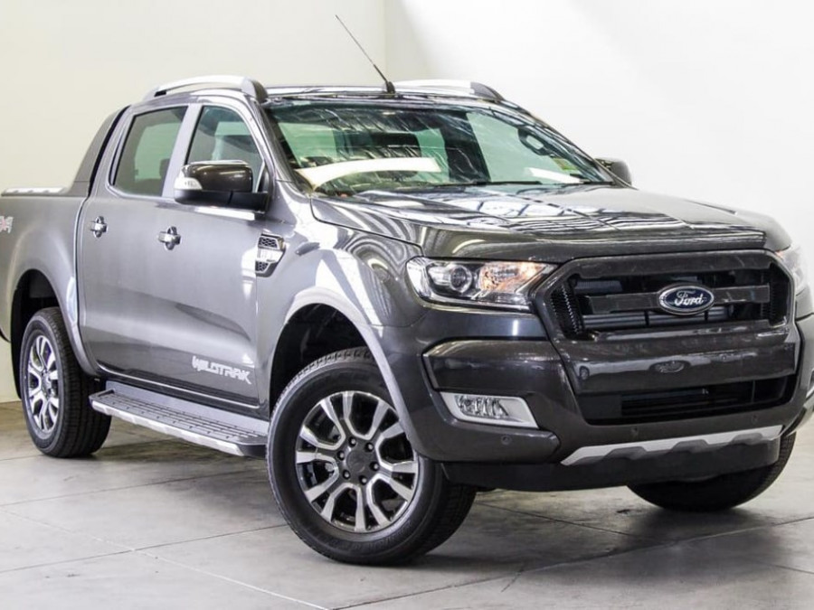 2017 MY18 Ford Ranger PX MkII 4x4 Wildtrak Double Cab Pickup 3.2L Utility - dual cab