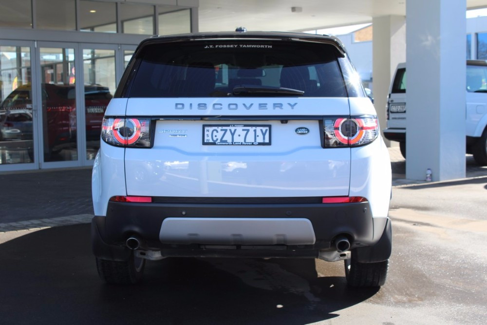 2015 Land Rover Discovery Sport L550  TD4 HSE Wagon