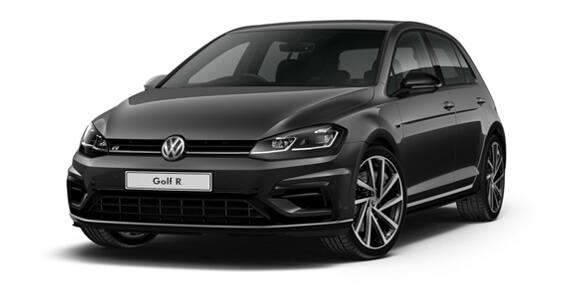 2017 MY18 Volkswagen Golf 7.5 R Grid Edition Hatchback