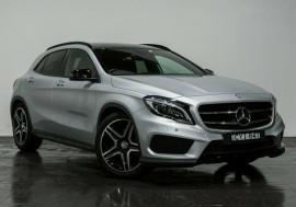 Mercedes-Benz GLA 250 4MATIC DCT 4MATIC X156 806MY