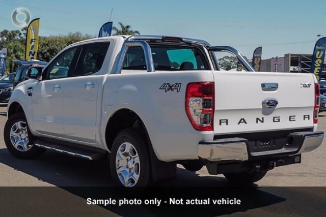 2017 ford ranger px mkii 4x4 xlt double cab pickup 3 2l. Black Bedroom Furniture Sets. Home Design Ideas