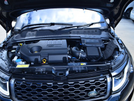 2017 Land Rover Range Rover Evoque TD4 HSE Wagon