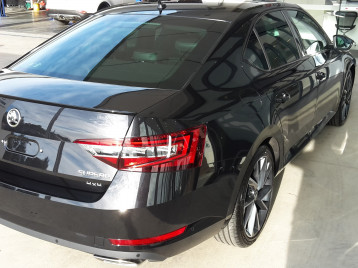 2017 Skoda Superb NP Sportline Sedan Sedan