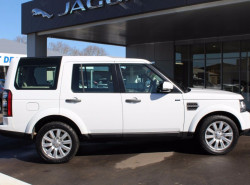 2014 Land Rover Discovery Model description.  4 L319 MY14 TDV6 WAG SA 8sp 3.0DTT Wagon