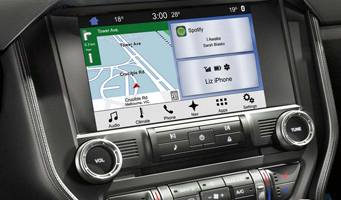 Mustang SYNC 3 Connectivity System