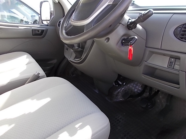 2014 LDV V80 Turbo Swb van