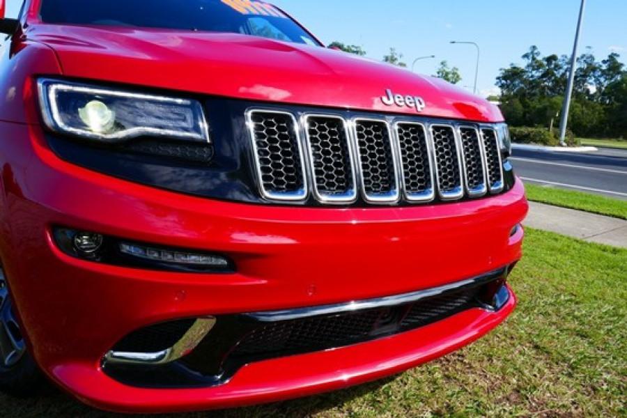 2015 Jeep Grand Cherokee SRT WK SRT8 Wagon