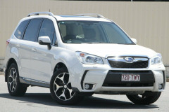 Subaru Forester XT Lineartronic AWD Premium S4 MY14