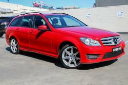 Mercedes-Benz C200 Elegance Estate 7G-Tronic + W204 MY14