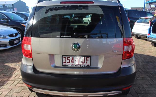 2012 Skoda Yeti 5L MY13 77TSI Wagon