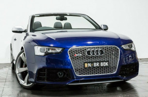 Audi RS5 S tronic quattro 8T MY14