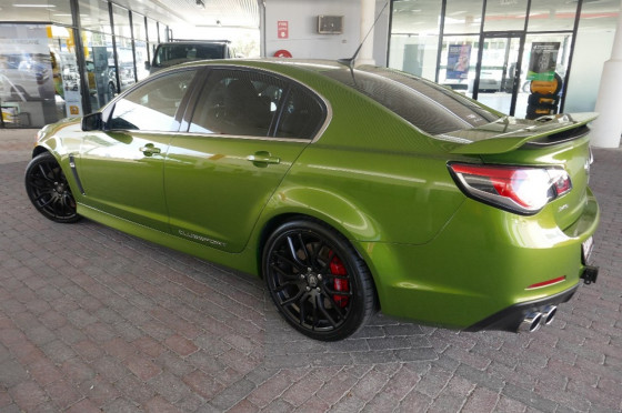 2014 MY15 Hsv Clubsport GEN-F  Sedan