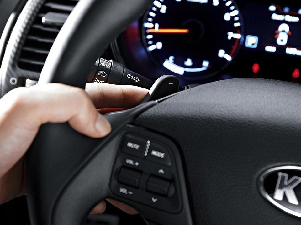 Cerato Sedan Refined Interior