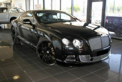 Bentley Continental GT Speed 3W MY15