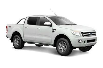 Ford Ranger 4x4 XLT Double Pick-Up 3.2 Diesel PX