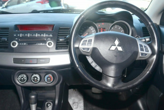 2010 MY Mitsubishi Lancer CJ MY10 ES Sedan