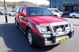 Nissan Navara ST D40 Turbo