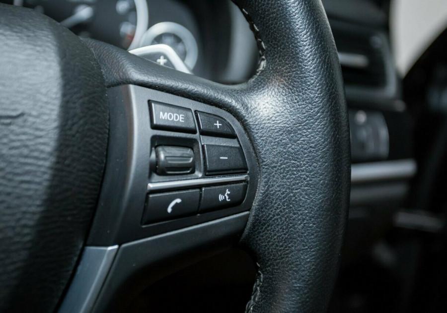 2014 MY BMW X3 F25 LCI MY0414 xDrive20i Steptronic Wagon