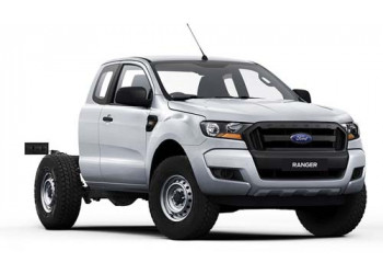 Ford Ranger 4x2 XL Super Cab Chassis 2.2L Hi-Rider PX MkII