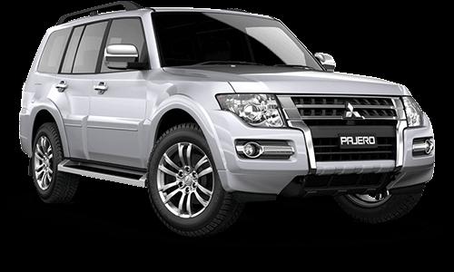 New Mitsubishi Pajero