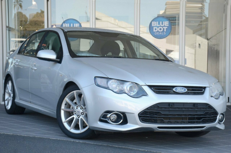 2014 Ford Falcon FG MkII XR6 Turbo Sedan