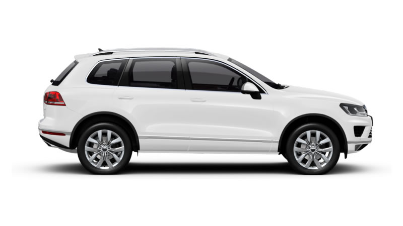 Touareg V6 TDI 8 Speed DSG