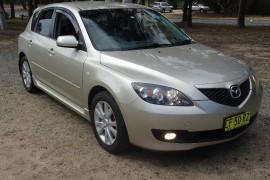 Mazda 3 MZR-CD BK10F2