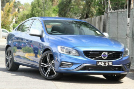 Volvo S60 T5 Adap Geartronic R-Design F Series MY17