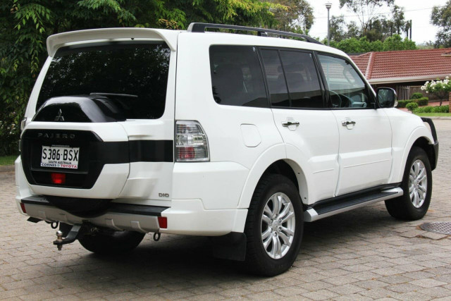 2014 MY15 Mitsubishi Pajero NX MY15 GLX Wagon