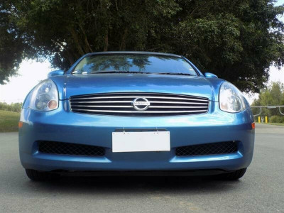 2003 Nissan Skyline V35 350GT Coupe
