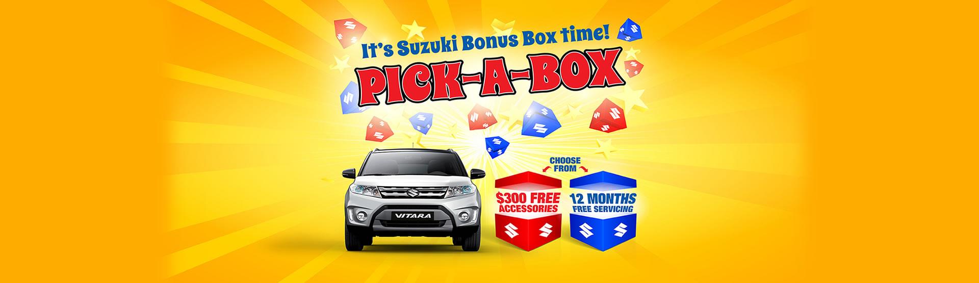 Suzuki is the new Black