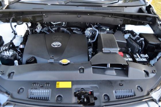 2017 Toyota Kluger GSU50R GX Wagon