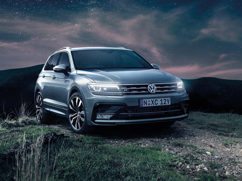 The Tiguan Specialists