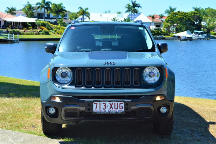 2015 Jeep Renegade BU Trailhawk Hatchback