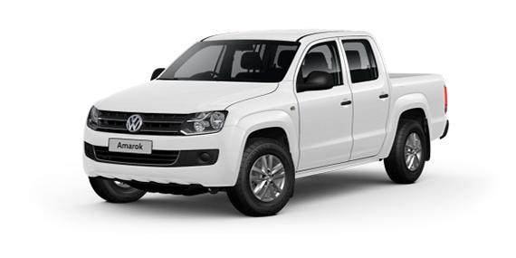 2016 Volkswagen Amarok 2H Dual Cab Core Utility