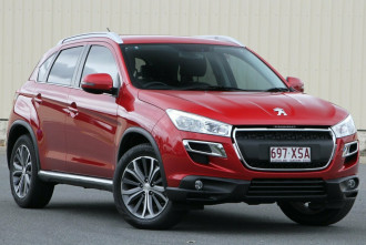 Peugeot 4008 Active 2WD MY12