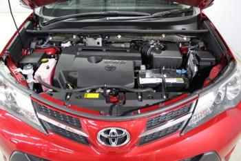 2013 Toyota Rav4 ALA49R Wagon