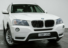 BMW X3 xDrive20d Steptronic F25 MY0412