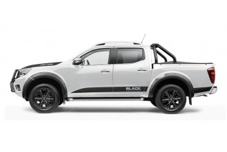 Nissan Navara ST-X 4X4 Black Edition D23 Series 2