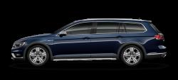 New Volkswagen Passat Alltrack
