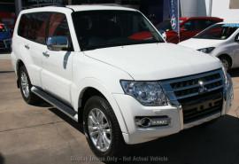 Mitsubishi Pajero GLS 7 Seat Diesel NX MY17