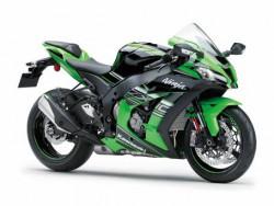 New Kawasaki 2017 Ninja ZX-10R Non-ABS KRT Replica