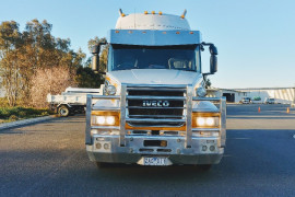 2012 Iveco Powerstar 7200 ISX 550 Prime mover