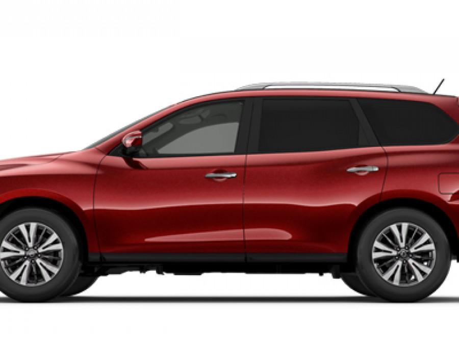 2017 MY Nissan Pathfinder R52 ST-L 2WD Wagon