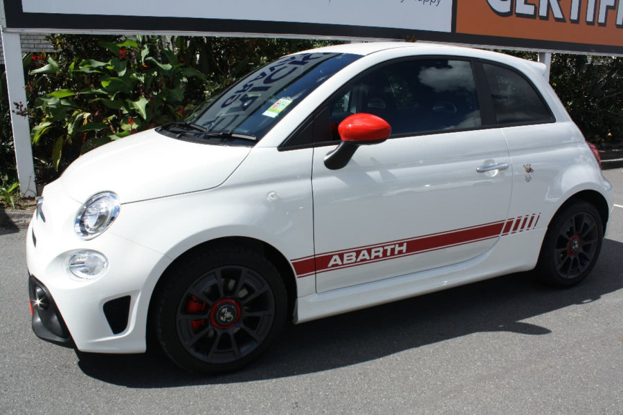 2018 Abarth Abarth S4 595 145hp Manual Hatchback