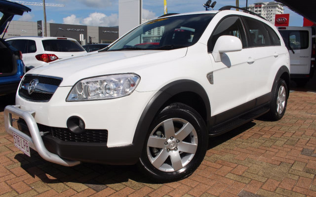Holden Captiva CX CG MY09