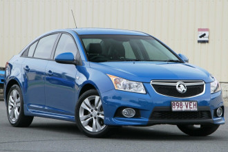 Holden Cruze SRi JH Series II MY14