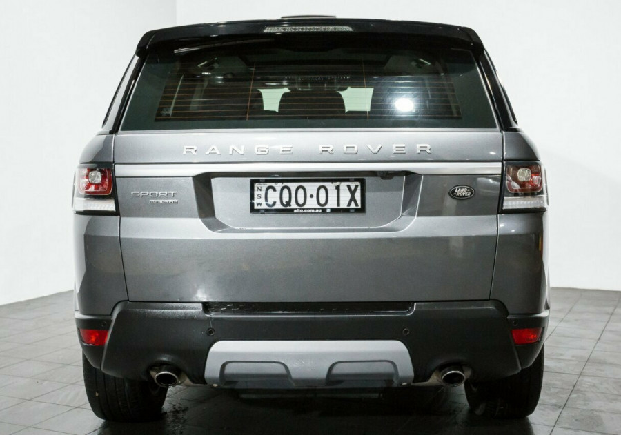 2013 MY14 Land Rover Range Rover Sport L494 MY14 SDV6 CommandShift HSE Wagon